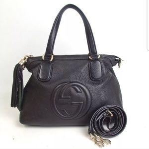 GUCCI soho 2Way shoulder handbag